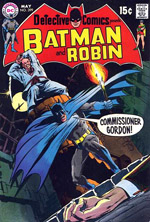 Batman #277:Neal Adams cover